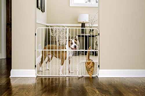 Carlson-Extra-Tall-Metal-Expandable-Pet-Gate-0