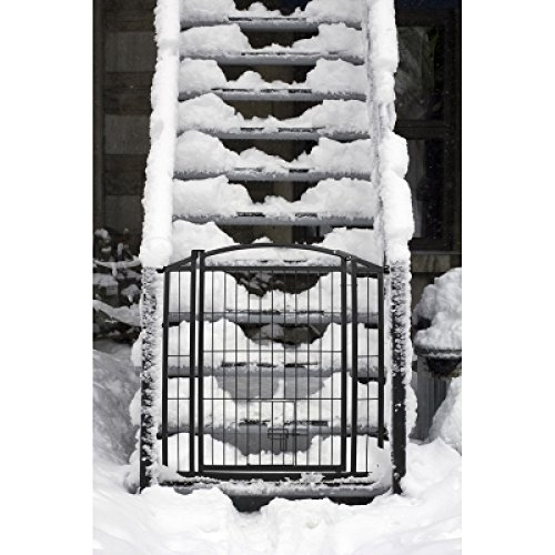 Carlson-Pet-Weatherproof-Outdoor-Walk-Thru-Pet-Gate-0