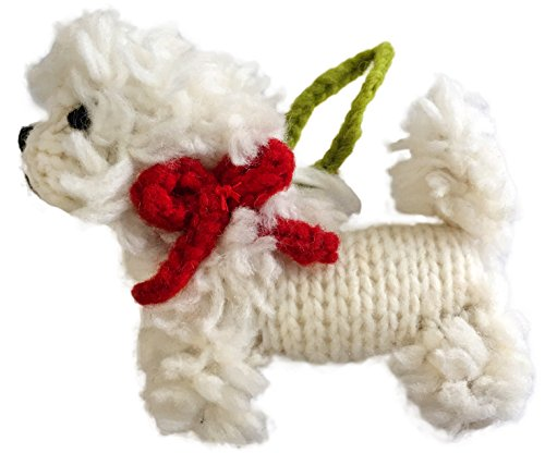 Chilly-Dog-Bichon-Frise-Dog-Ornament-0