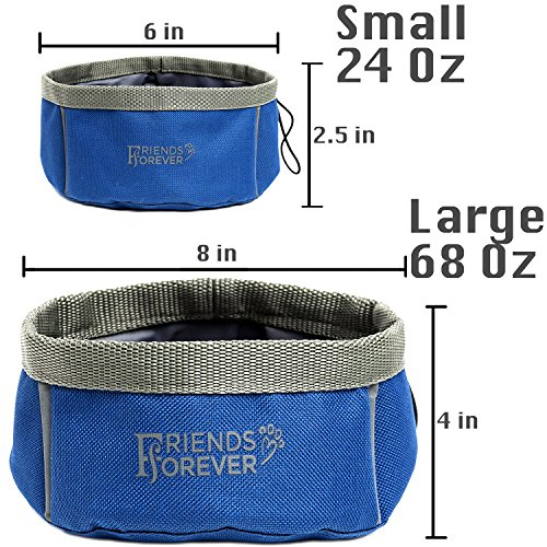 Collapsible-Dog-Bowl-2-Pack-Travel-Dog-Bowl-Water-and-Food-Bowls-for-Dogs-Portable-Pet-Hiking-Accessories-0-2
