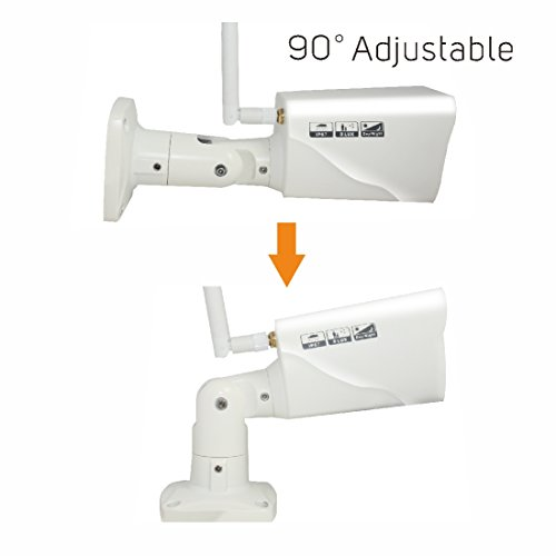 CosCool-IP-Camera-720P-WirelessOutdoorWaterproof-IP66-levelSurveillance-Wifi-Camera-Network-IP-Security-WebCamNight-Vision-15MONIVF-SupportedWith-Metal-Housing-IP-Camera-0-1
