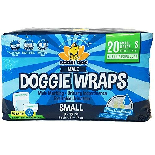 Disposable-Dog-Male-Wraps-20-Premium-Quality-Adjustable-Pet-Diapers-with-Moisture-Control-and-Wetness-Indicator-20-Count-0
