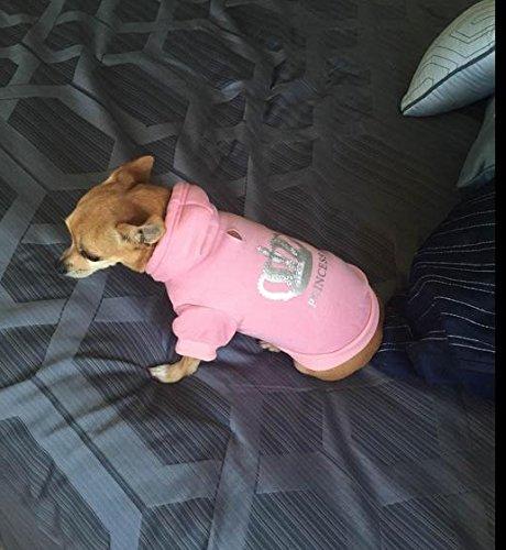 EXPAWLORER-Princess-Dog-Cat-Fleece-Sweatshirt-Hoodies-0-1