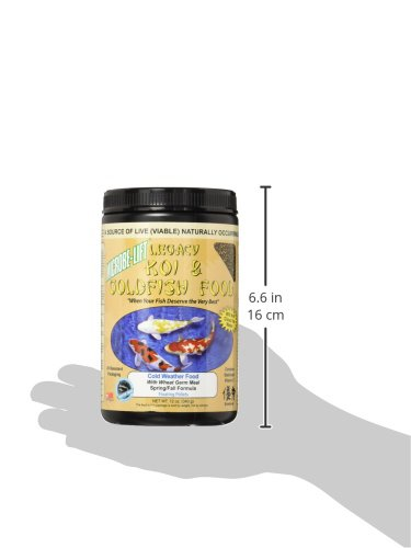 Ecological-Labs-MLLWGSM-12-Ounce-Koi-Legacy-Cold-Weather-Fish-Food-0-2
