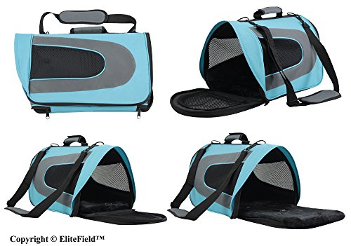EliteField-Deluxe-Soft-Pet-Carrier-3-Year-Warranty-Airline-Approved-Multiple-Sizes-Colors-Available-Cats-Small-Dogs-0-2