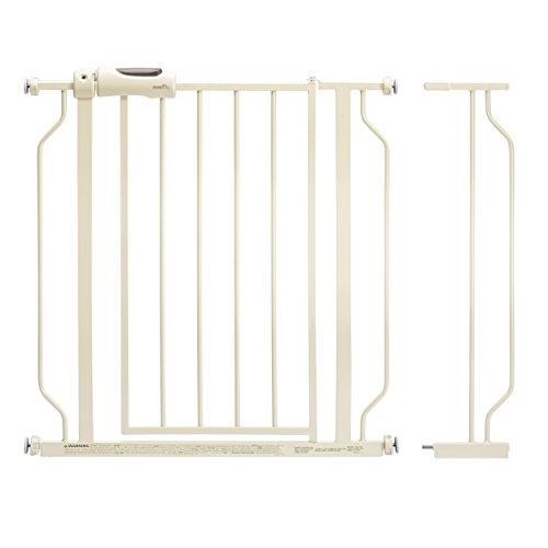 Evenflo-Easy-Walk-Thru-Doorway-Gate-Tan-0
