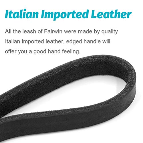 Fairwin-Leather-Dog-Leash-6-Foot-Braided-Best-Military-Grade-Heavy-Duty-Dog-Leash-for-Large-Medium-Small-Dogs-Training-and-Walking-0-1