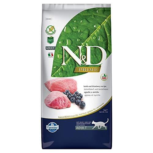 Farmina-Natural-Delicious-Grain-Free-Lamb-and-Blueberry-Adult-Cat-11-lb-bag-0