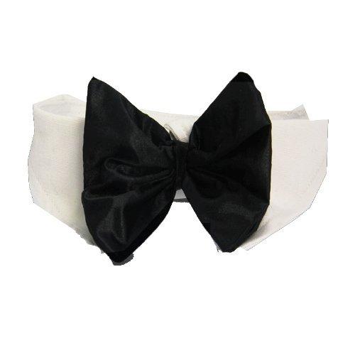 Formal-Black-Dog-Bow-Tie-XXL-Neck-23-26-0