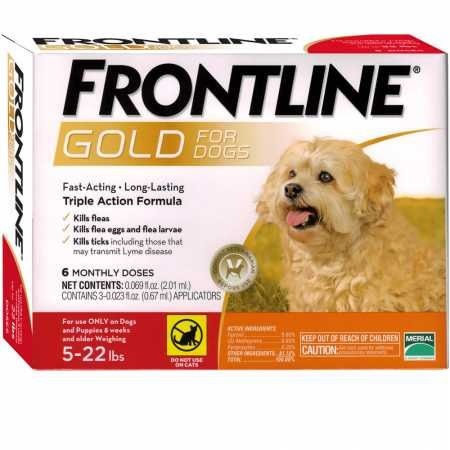 Frontline-Gold-for-Dogs-5-22-lbs-Orange-6-Monthly-Doses-0