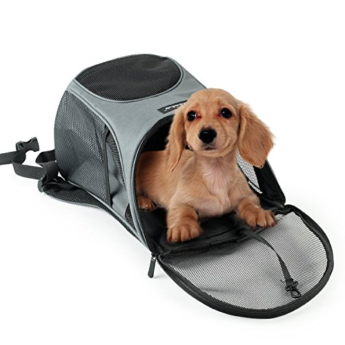 Greenery-Multi-use-Breathable-Mesh-Cover-Durable-Nylon-Pet-Puppy-Dog-Cat-Small-Animals-Outdoor-Travel-Carrier-Backpack-Front-Chest-Bag-Shoulder-Handbag-0-2