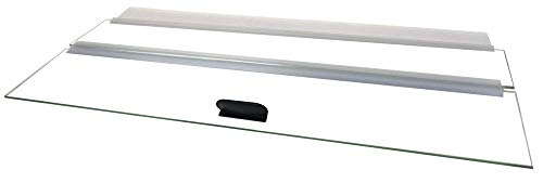 H2Pro-48×18-Glass-Canopy-2-Piece-Set-for-7590110-Gallon-Aquarium-Fish-Tank-2208-x-1657-x-016in-0