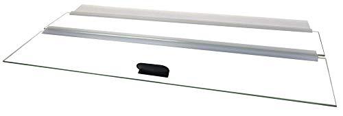 H2Pro-48×18-Glass-Canopy-2-Piece-Set-for-7590110-Gallon-Aquarium-Fish-Tank-2208-x-1657-x-016in-0