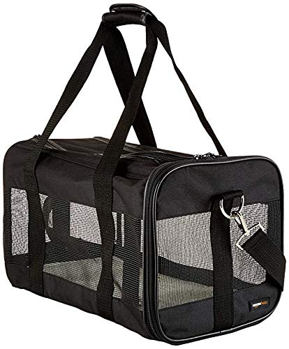 HITCH-Pet-Travel-Carrier-Soft-Sided-Portable-Bag-for-Cats-Small-Dogs-Kittens-or-Puppies-Collapsible-Durable-Airline-Approved-Travel-Friendly-Carry-Your-Pet-with-You-Safely-and-Comfortably-0