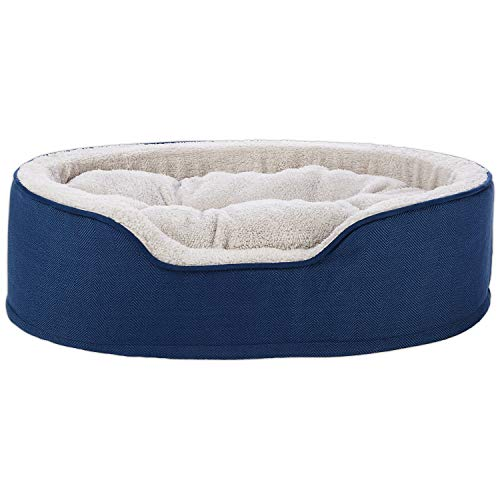 Harmony-Cuddler-Orthopedic-Dog-Bed-in-Blue-0
