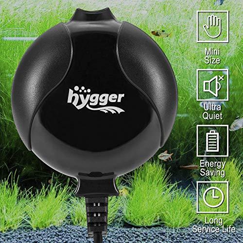 Hygger-Quiet-Mini-Air-Pump-for-Aquarium-15-Watt-Oxygen-Fish-Air-Pump-for-1-15-Gallon-Fish-Tank-with-Accessories-0-1