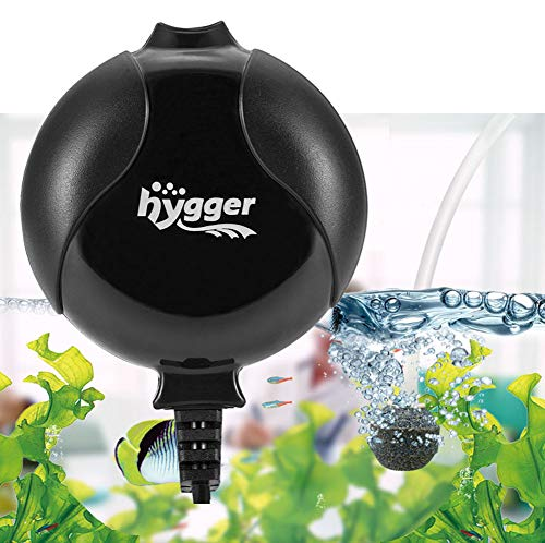 Hygger-Quiet-Mini-Air-Pump-for-Aquarium-15-Watt-Oxygen-Fish-Air-Pump-for-1-15-Gallon-Fish-Tank-with-Accessories-0