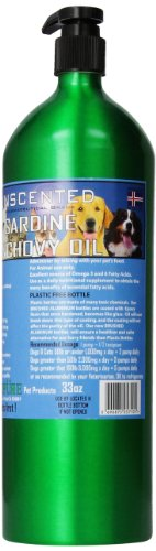Iceland-Pure-Unscented-Pharmaceutical-Grade-Sardine-Anchovy-Oil-For-Dogs-And-CatsBottle-Size-33Oz-0-0