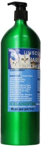 Iceland-Pure-Unscented-Pharmaceutical-Grade-Sardine-Anchovy-Oil-For-Dogs-And-CatsBottle-Size-33Oz-0-1
