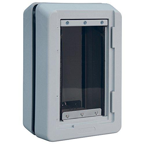 Ideal-Pet-Products-Designer-Series-Ruff-Weather-Pet-Door-with-Telescoping-Frame-0