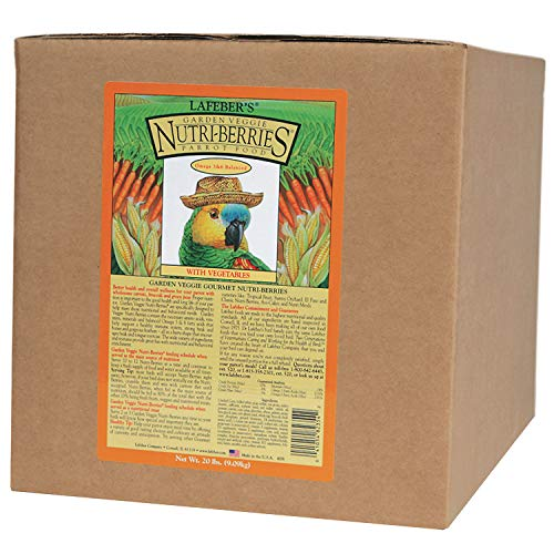 LAFEBERS-Garden-Veggie-Nutri-Berries-Pet-Bird-Food-Made-with-Non-GMO-and-Human-Grade-Ingredients-for-Parrots-0