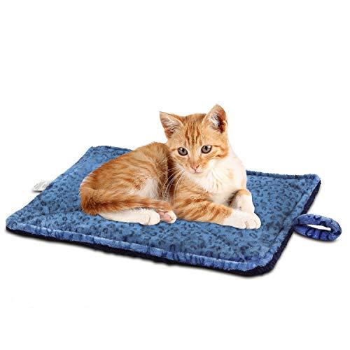 MARUNDA-Thermal-Cat-Mat-Cozy-Self-Heating-Cat-Pad-Reversible-Washable-Pad22x-15-0