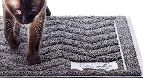 My-Cat-Mat-Cat-Litter-Mat-Traps-and-Controls-Kitty-Litter-Scatter-Large-XL-Size-for-Tracking-and-Trapping-Scat-from-Litter-Box-Best-Easy-Clean-Catching-and-Trapper-Rug-Soft-on-Paws-0