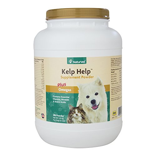 NaturVet-Kelp-Help-Plus-Omegas-for-Dogs-and-Cats-4-lb-Powder-Made-in-USA-0