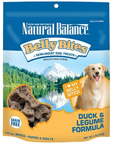 Natural-Balance-Belly-Bites-Semi-Moist-Treats-6-Ounce-Duck-And-Legume-0