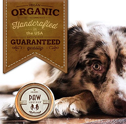 NaturalDogcom-PAW-Soother-Organic-All-Natural-for-Healing-Dry-Cracked-Dog-Paw-Pads-2-oz-Tin-0-1