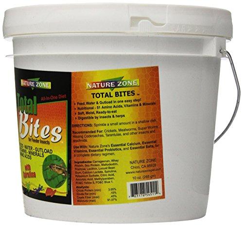 Nature-Zone-SNZ54513-Cricket-Total-Bites-Soft-Moist-Food-1-Gallon-0-2