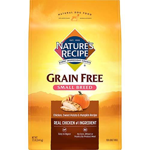 NatureS-Recipe-Grain-Free-Dry-Dog-Food-Small-Breed-Chicken-Sweet-Potato-Pumpkin-Recipe-0