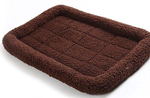 OCSOSO-OC-Pet-Lodge-Fleece-Crate-Bed-0-0