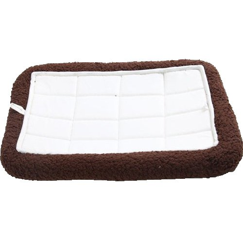 OCSOSO-OC-Pet-Lodge-Fleece-Crate-Bed-0-1