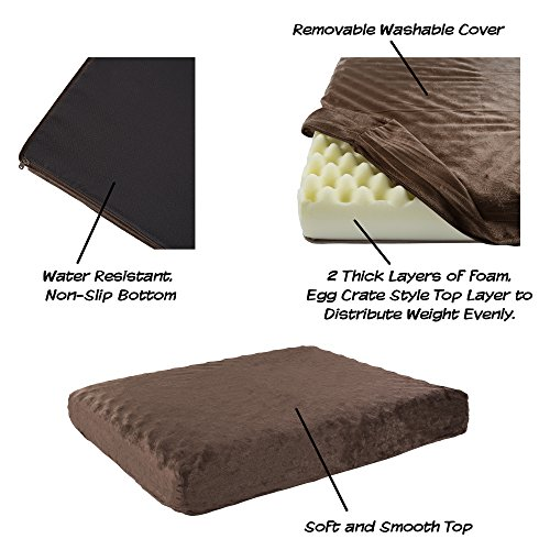 PETMAKER-Orthopedic-Pet-Bed-Egg-Crate-and-Memory-Foam-with-Washable-Cover-0-1