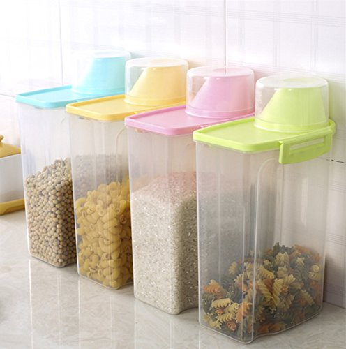 PISSION-Pet-Food-Storage-Container-with-Measuring-Cup-Pour-Spout-and-Seal-Buckles-Food-Dispenser-for-Dogs-Cats-0