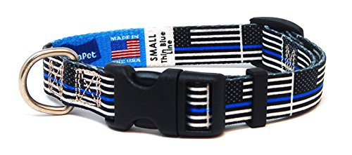 PatriaPet-Thin-Blue-Line-Dog-Collar-Benefits-Police-Unity-Tour-0