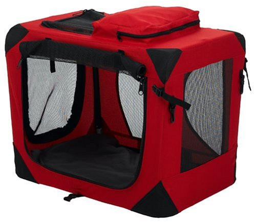 Pet-Gear-Home-N-Go-Deluxe-Soft-Sided-Pet-Crate-Small-Red-Poppy-0