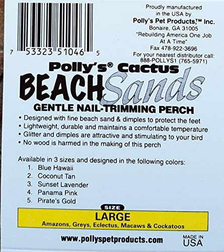 Pollys-Beach-Sands-Bird-Perch-Large-0-2
