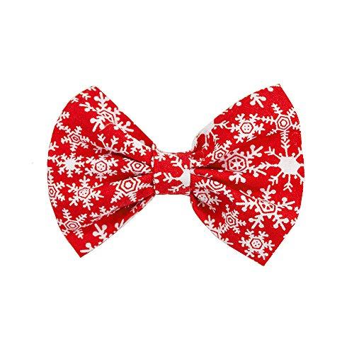 Precious-Paw-Prints-Boutique-Crimson-Snowflake-Dog-and-Cat-Bowtie-0