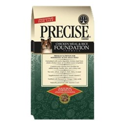 Precise-726015-Canine-Foundation-Dry-Food-for-Pets-15-Pound-0