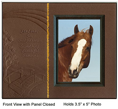 Rainbow-Bridge-for-Horses-Sympathy-Picture-Frame-Gift-and-Memorial-with-optional-custom-photo-editing-0-1