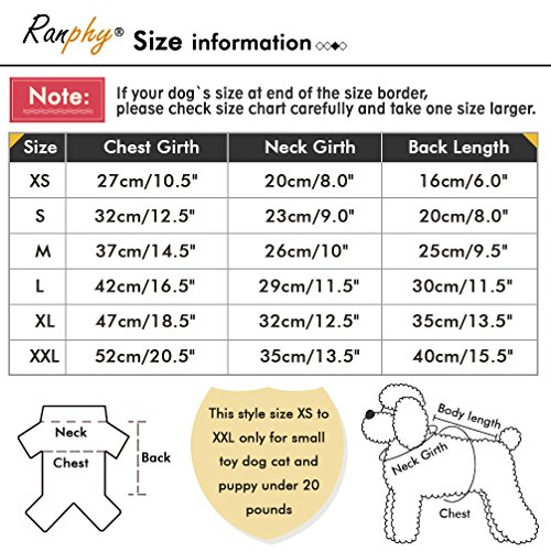 Ranphy-Cute-Small-Dog-Fleece-Pajamas-Dots-Puppy-Outfits-Hoodies-Soft-Cozy-PJ-Four-Leg-Pet-Jumpsuit-Lovely-Chihuahua-Clothes-0-1