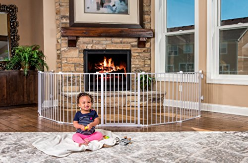 Regalo-192-Inch-Super-Wide-Adjustable-Baby-Gate-and-Play-Yard-4-In-1-Bonus-Kit-Includes-4-Pack-of-Wall-Mounts-0-2