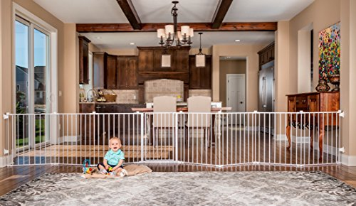 Regalo-192-Inch-Super-Wide-Adjustable-Baby-Gate-and-Play-Yard-4-In-1-Bonus-Kit-Includes-4-Pack-of-Wall-Mounts-0