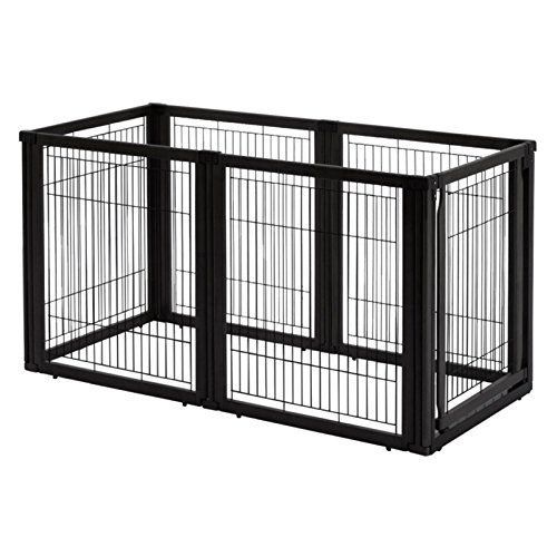 Richell-3-in-1-Convertible-Elite-Pet-Gate-0-0