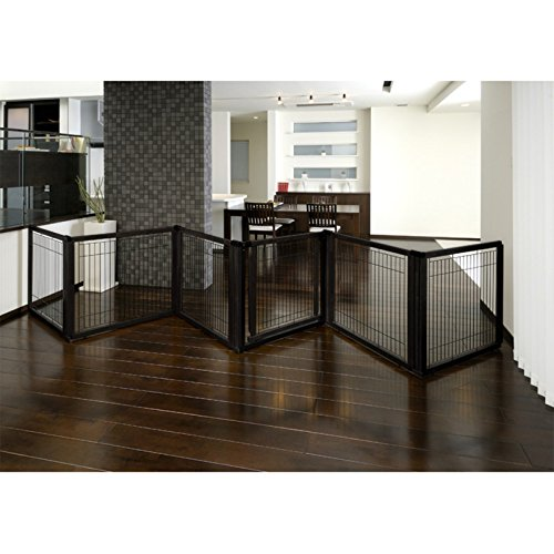 Richell-3-in-1-Convertible-Elite-Pet-Gate-0-1