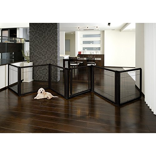 Richell-3-in-1-Convertible-Elite-Pet-Gate-0-2