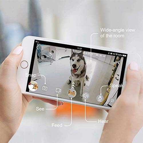 SKYMEE-Dog-Camera-Treat-DispenserWiFi-Remote-Pet-Camera-with-Two-Way-Audio-and-Night-VisionCompatible-with-Alexa-0-2