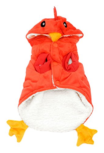 SMALLLEELUCKYSTORE-Small-Dog-Chick-Costume-Fancy-Dress-Pajamas-for-20-lb-Cats-and-Dog-Puppy-0